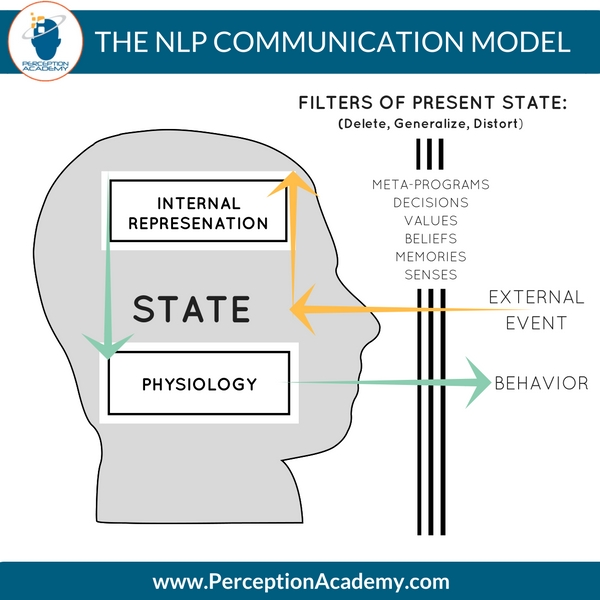 nlp communication model - perception academy
