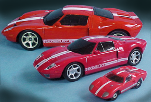 car-model-modeling